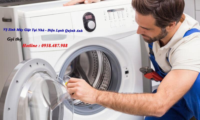 Chuyên vệ sinh máy giặt sửa chữa máy giặt tại nhà