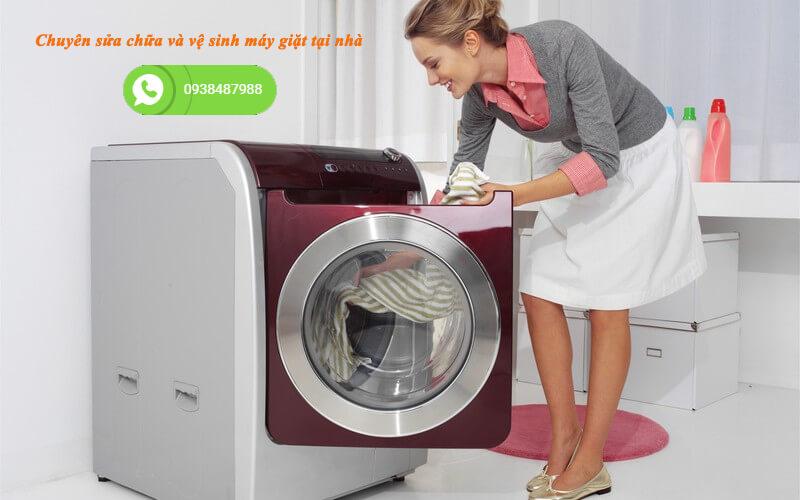Vệ Sinh Máy Giặt Tại Nhà Có Mặt Trong 30 Phút Tại TP.HCM