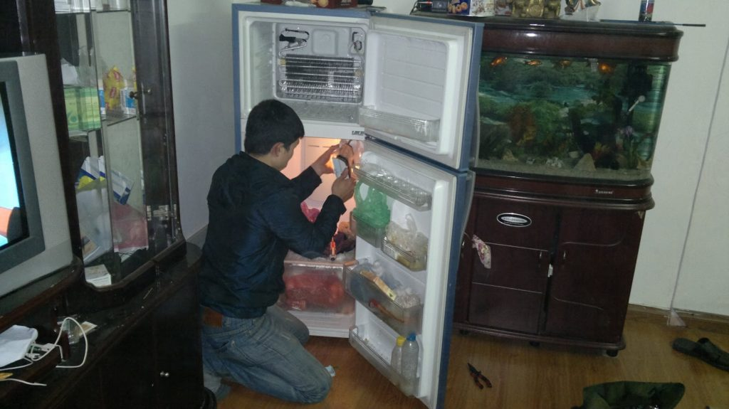 Trung tâm sửa tủ lạnh tại nhà tphcm chuyên nghiệp, chất lượng, giá rẻ